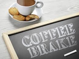 image pause café bureau concept de pause café image stock image du bureau breakfast