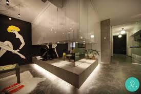 home design for 4 room example hdb home renovation design home design ideas