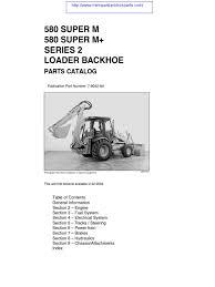 case 580 super m parts catalog pdf