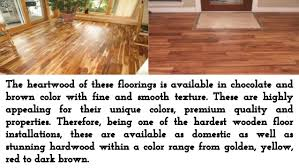 acacia wood flooring with excellent toughness