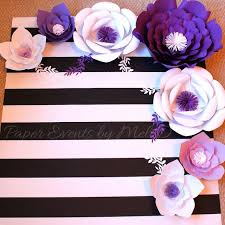 Flowers For Home Decor Paper Flowers For Home Decor Or Your Next Party Set Up Flower