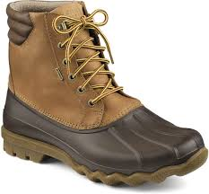 sperry top sider men s winter boots santa barbara institute for