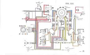 mercury outboard motor wiring diagram wiring diagram