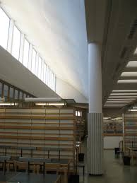 otaniemi library finland alvar aalto architect alvar aalto