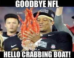Jameis Winston Memes - nfl memes on twitter jameis winston crab edition nfl http t