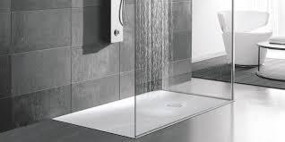 doccia facile bagno materiali superfici linee rendono pi禮 facile tenere