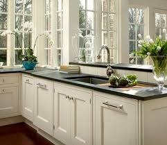 what color countertops go with cabinets black granite countertops styles tips infographic