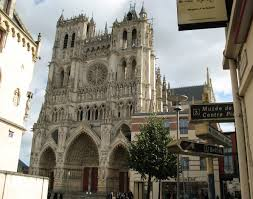 Amiens Cathedral Floor Plan Our World Heritage U003e U003e