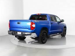 truck toyota tundra used 2017 toyota tundra sr5 tss off road truck for sale in west