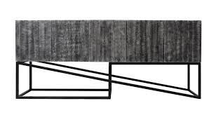 Black Contemporary Sideboard Sideboard