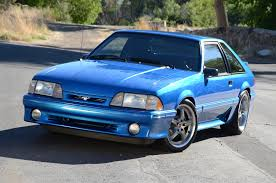 ford mustang 92 1992 ford mustang gt keeps costs low and gets million dollar