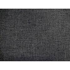 amazon com umax linen texture gray futon cover queen size