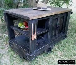 black kitchen island cart black kitchen island cart distressed black modern rustic kitchen