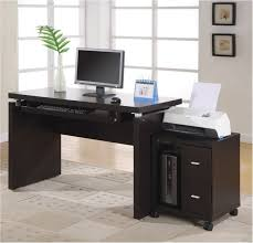 modern black computer desk deluxe drawers cabinet key features with modern black computer desk