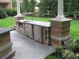 outside kitchen design ideas 40 fantastic outdoor kitchen designs slodive