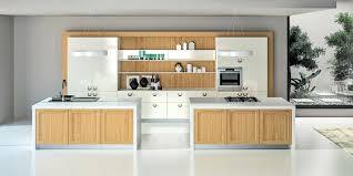cuisine blanc laqué plan travail bois blanc laquac chaioscom cuisine cuisine blanche laquee et bois