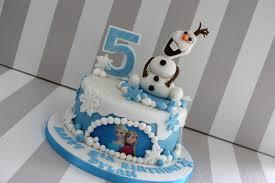 frozen birthday cake olaf disney frozen 5th birthday cake bakealous