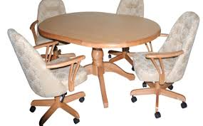 Rolling Dining Room Chairs by Prominent Rolling Chairs For Kitchen Tags Rolling Kitchen Chairs