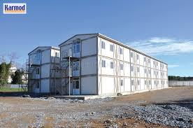 Prefab Offices Construction Camps Modular Workforce Housing Solutions Karmod