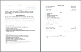 resume exles for 2 2 page resume exle exles of resumes