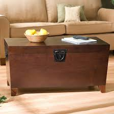 Black Trunk Coffee Table by Decoration Ideas Sweet Rectangular Dark Cherry Wood With Black