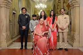 the royal family present royal jaipur