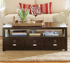pottery barn bar table table pottery barn rustic door coffee table modern with drawers and