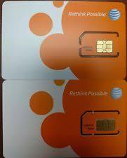 ready prepaid card at t sim card 4g lte 3g sku 73057 fast ebay