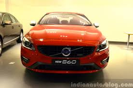 volvo com volvo s60 xc60 r design launched in india