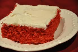 elizabeth ann u0027s recipe box red velvet sheet cake with that u0027s the