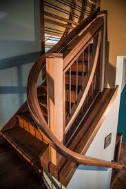 8 best unique stairs images on pinterest woodworking curved