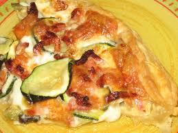 cuisiner aubergine a la poele quiche aubergine courgette mozza lardons s kitchen