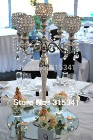 candelabra centerpieces aliexpress buy 4pcs lot free shipment candelabra