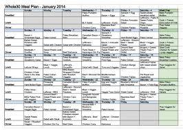 diet menu whole food diet menu plan