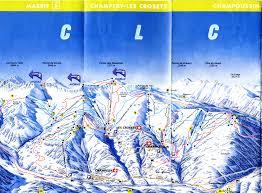 Snow Forecast Map Champéry Ski Resort Guide Location Map U0026 Champéry Ski Holiday