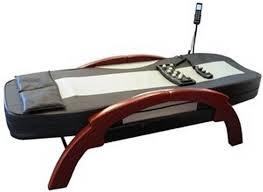 Heated Jade Massage Bed Multi Function Equipment Best Sellers