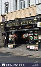 the dickens tavern pub in london street paddington london uk