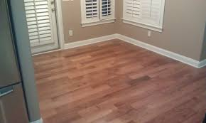 Diy Laminate Flooring Flooring Wooden Laminate Flooring Created With Brilliant How To