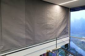 smoke guard vertical fire smoke protection by modernfoldstyles
