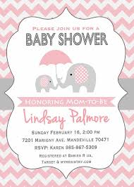 pink and grey elephant baby shower pink elephant baby shower invitations pink and grey elephant ba