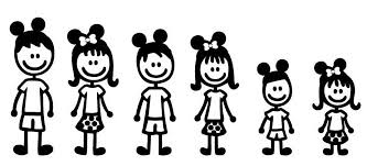 stick figure family of 4 free clip free clip