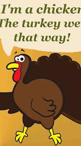 funny thanksgiving facts funny chicken cartoon wallpaper