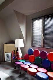 couleur canapé couleur taupe dans salon canapé bleu et tollens