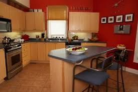 plain kitchen ideas and colors cherry cabinets catchy home design