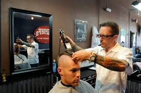 old barbershop the spokesman review