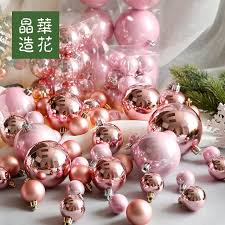 light pink tree ornaments gorgeous pink trees
