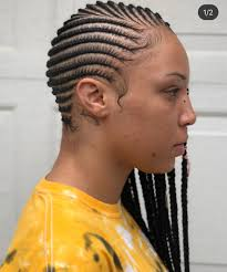 small hair schedule appointment with braids by chinia
