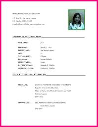 curriculum vitae template leaver resume 8 curriculum vitae template student