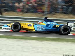 renault f1 alonso 2003 mild seven renault f1 colours