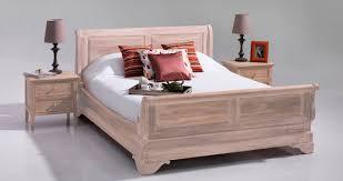 Solid Wood Sleigh Bed Solid Wood Sleigh Bed Quality Bedroom Furniture Dubai